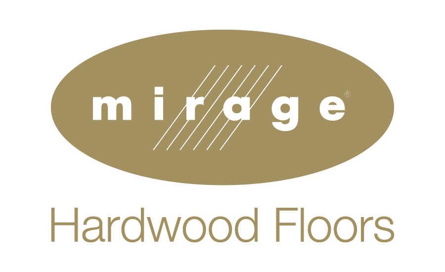 Mirage Hardwood Floors Logo