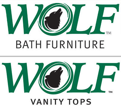 Wolf Bath Furniture Logo
